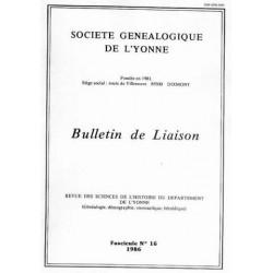 Bulletin n°16