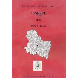 Auxerre (intra-muros) (89-03) Tome 2