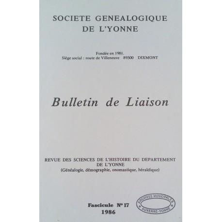 Bulletin n°17