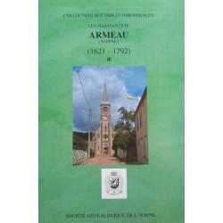 Armeau (89-018) - Tome 1 - A à G