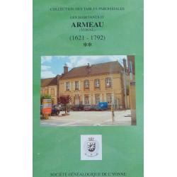 Armeau (89-018) - Tome 2 - H à Z