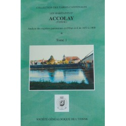 Accolay (89-001) - Tome 1
