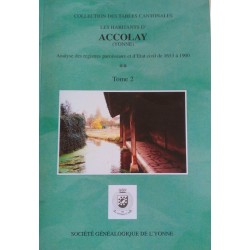 Accolay (89-001) - Tome 2