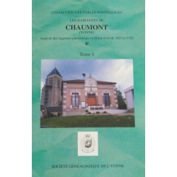 Chaumont - Tome 1 - A à H