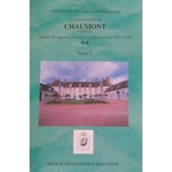 Chaumont - Tome 2 - J à Z