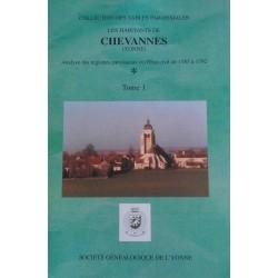 Chevannes - Tome 1 - A à C