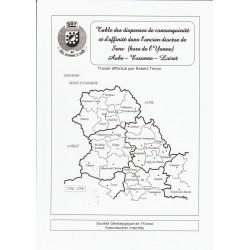 Dispenses de consanguinité et d'affinité hors de l'Yonne