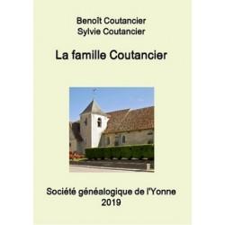 La famille Coutancier (de Lindry à la région parisienne)