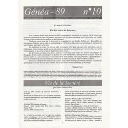 Généa 89 n°10
