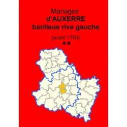 Canton d'Auxerre-banlieue (89-04) - Rive gauche (femmes)