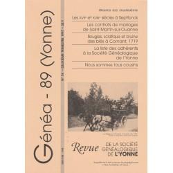 Généa 89 n°74