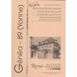 Généa 89 n°77