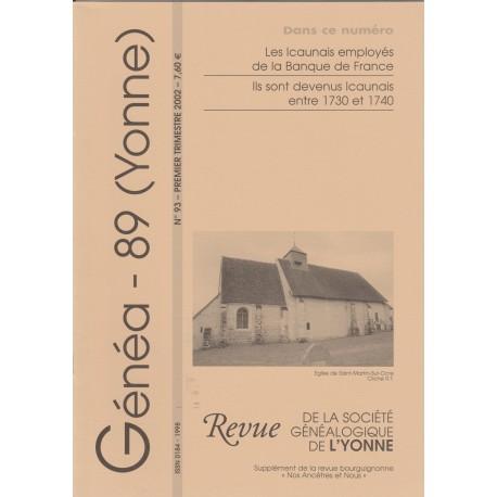 Généa 89 n°93