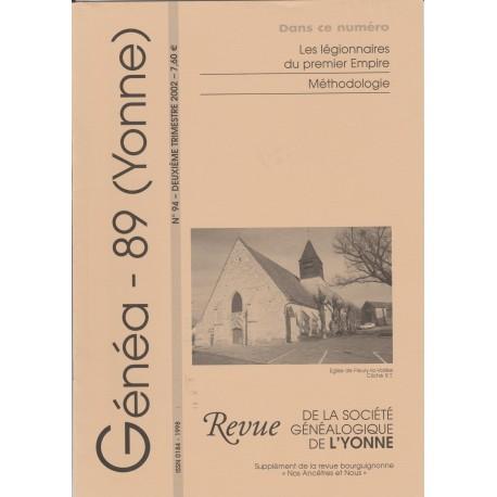 Généa 89 n°94