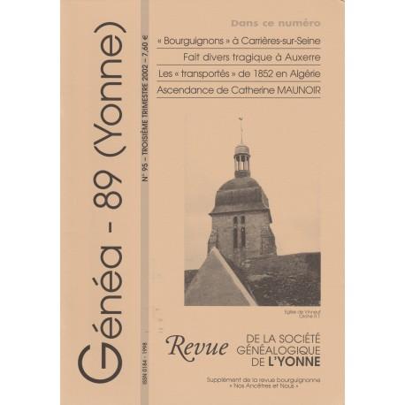 Généa 89 n°95