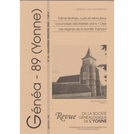 Généa 89 n°96
