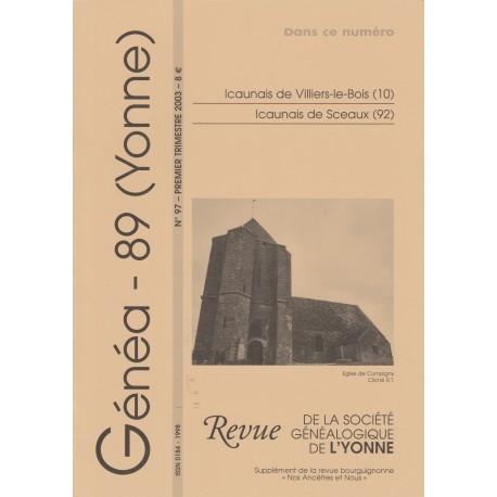 Généa 89 n°97