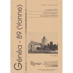Généa 89 n°99