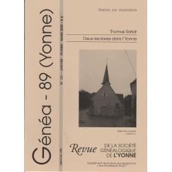 Généa 89 n°121