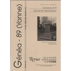 Généa 89 n°142