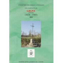 Gigny (89-187) - Tome 2 - M à Z