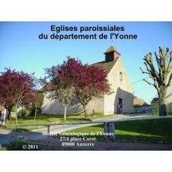 Eglises de l'Yonne