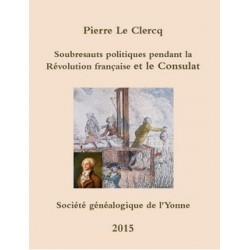 Soubresauts politiques pendant la Révolution française et le Consulat
